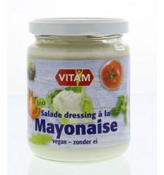 Vitam Mayonaise zonder ei 225 ml | Superfoodstore.nl
