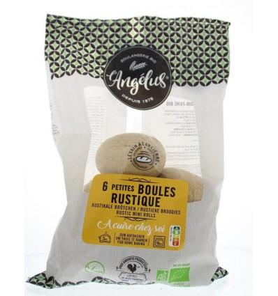 Natuurvoeding L'Angelus Mini boules rustique 6 stuks kopen