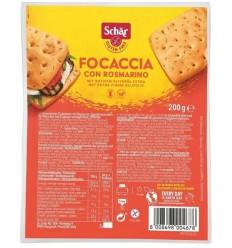 Schär Focaccia 200 gram | Superfoodstore.nl