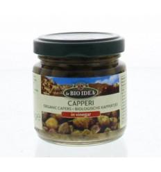Bioidea Kappertjes 100 gram | Superfoodstore.nl