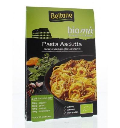 Pasta Beltane Asciutta Siciliaanse spaghetti schotel mix 30 gram kopen