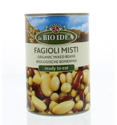 Peulvruchten Bioidea Bonen mix 400 gram kopen