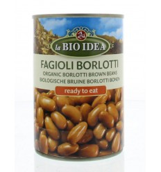 Bioidea Bruine bonen 400 gram | Superfoodstore.nl