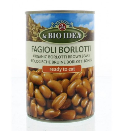 Bioidea Bruine bonen 400 gram | € 1.07 | Superfoodstore.nl