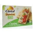 Cereal Cracker rijst kastanje 250 gram