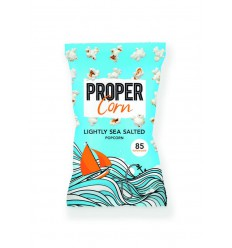 Propercorn Popcorn lightly sea salted 20 gram | € 0.92 | Superfoodstore.nl