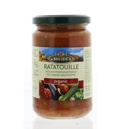 Pastasauzen Bioidea Ratatouille 300 gram kopen