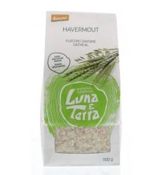 Luna E Terra Havermout 500 gram | Superfoodstore.nl