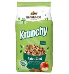 Barnhouse Krunchy appel kaneel 750 gram | Superfoodstore.nl