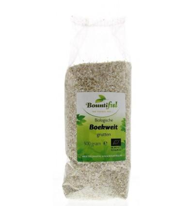 Natuurvoeding Bountiful Boekweitgrutten 500 gram kopen