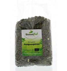Bountiful Pompoenpitten 1 kg | Superfoodstore.nl
