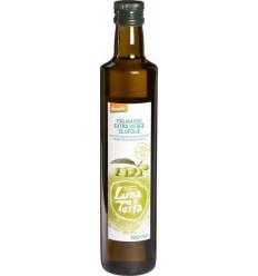 Lunaeterra Olijfolie Italie extra vierge demeter 500 ml |