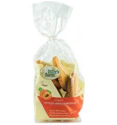 Billy'S Farm Abrikozenkoekje gevuld 200 gram | Superfoodstore.nl