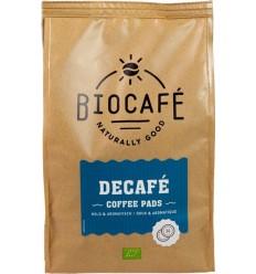Biocafe Coffee pads caffeinevrij 36 stuks | Superfoodstore.nl