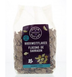 Your Organic Nature Boekweit flakes 250 gram | € 3.52 | Superfoodstore.nl