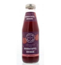 Siroop Your Organic Nature Limonadesiroop granaatappel 500 ml