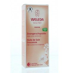 Weleda Zwangerschapsolie 100 ml | Superfoodstore.nl