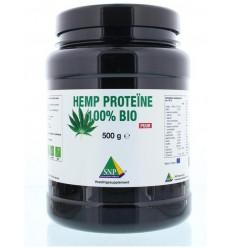 SNP Hemp proteine bio 500 gram | € 21.05 | Superfoodstore.nl