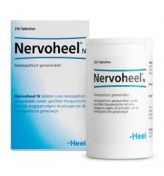 Homeopathie Heel Nervoheel N 250 tabletten kopen