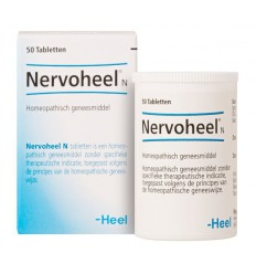 Heel Nervoheel N 50 tabletten | Superfoodstore.nl