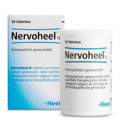 Homeopathie Heel Nervoheel N 50 tabletten kopen