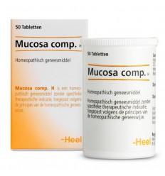 Homeopathie Heel Mucosa compositum H 50 tabletten kopen