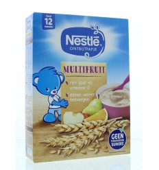 Nestle Pyjamapapje multifruit 250 gram | Superfoodstore.nl