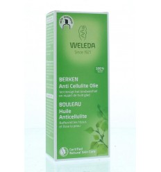 Weleda Berken anti cellulite olie 100 ml | € 12.76 | Superfoodstore.nl