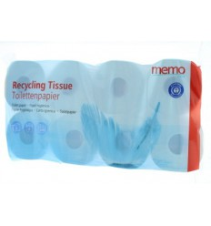 Memo toiletpapier 3 laags | € 5.28 | Superfoodstore.nl