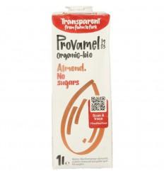 Provamel Drink amandel ongezoet 1 liter | € 3.70 | Superfoodstore.nl
