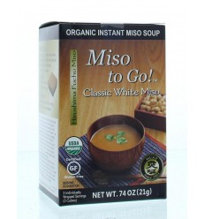 Muso Instant miso cubes classic 21 gram | € 4.22 | Superfoodstore.nl