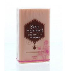 Natuurlijk zeep Traay Bee Honest Zeep rozen 100 gram kopen