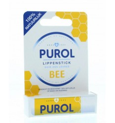 Purol Bee lipbalsem stick 4.8 gram | € 1.93 | Superfoodstore.nl