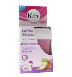 Veet Easy wax navulling 50 ml | Superfoodstore.nl