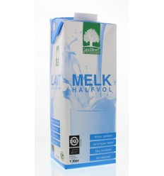 Landgoed Halfvolle melk 1 liter | € 1.59 | Superfoodstore.nl
