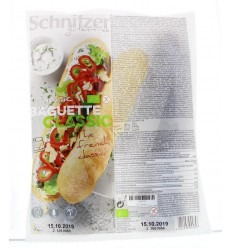Schnitzer Baguette classic 360 gram | Superfoodstore.nl