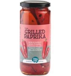 Terrasana Gegrilde paprika eko 450 gram | € 4.04 | Superfoodstore.nl
