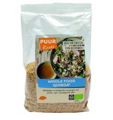 Puur Rineke Volkoren quinoa bio 500 gram   € 4.57   Superfoodstore.nl