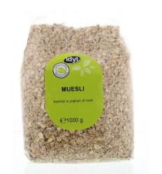 Idyl Muesli 1 kg | Superfoodstore.nl