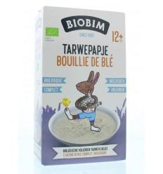 Biobim Tarwepapje 12 maanden 250 gram | Superfoodstore.nl