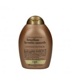 OGX Brazilian keratin smooth conditioner 385 ml | € 9.78 | Superfoodstore.nl