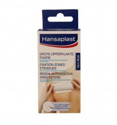 Hansaplast Grote oppervlakte 1 m x 10 cm | Superfoodstore.nl