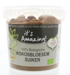 It's Amazing Kokosbloesemsuiker 1200 gram | Superfoodstore.nl