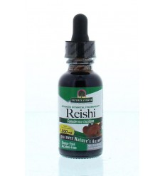 Natures Answer Reishi extract 1:1 alcoholvrij 1000 mg 30 ml |