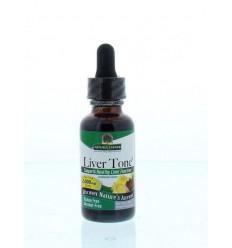 Natures Answer Livertone lever tonicum extract alcvrij 2000 mg