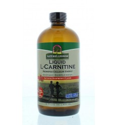 Natures Answer Vloeibaar L-Carnitine - Liquid L-Carnitine