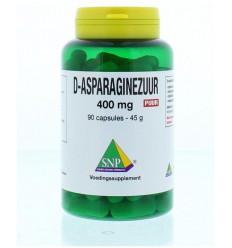 Voedingssupplementen SNP D-Asparaginezuur 400 mg puur 90