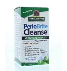 Natures Answer Periobrite monddouche 22 kruiden en Q10 120 ml |