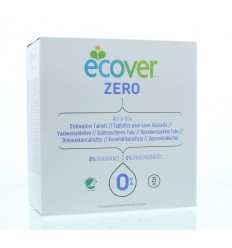 Vaatwasmiddel Ecover Vaatwastabletten zero 25 stuks kopen