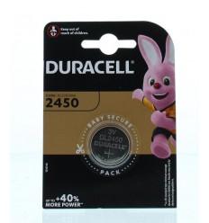 Duracell Batterij 3V CR/DL2450 | Superfoodstore.nl